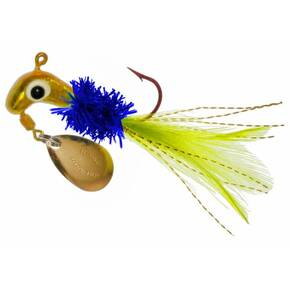 Road Runner Gold Series Fly Lure 1/8 oz - Pearl Minnie