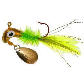 Road Runner Gold Series Fly Lure 1/8 oz - Blue Cheez