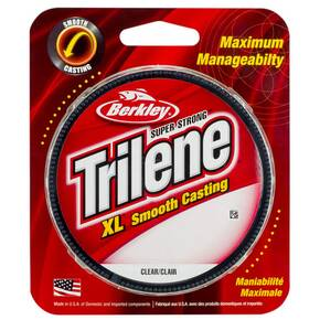 Berkley Trilene XL Monofilament Fishing Line 6 lb 330 yds - Clear