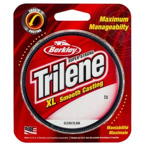 Berkley Trilene XL Monofilament Fishing Line 8 lb 330 yds - Clear