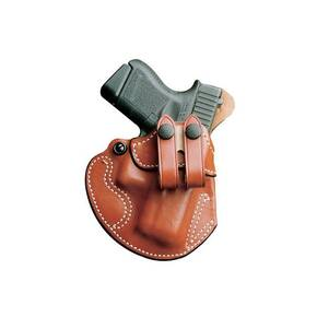 #028 COZY PARTNER PLN TAN LEATHER RH FOR SPRINGFIELD XDE 3.3""