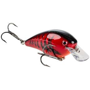 Strike King KVD Squarebill Crankbait Hard Lure 1.5 - Delta Red