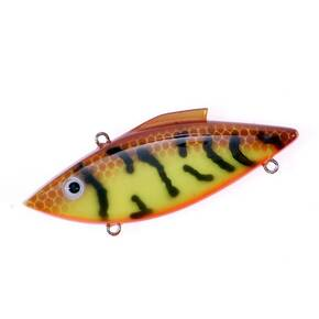 Rat-L-Trap Original (RT) Lipless Hard Crankbait Lure 1/2 oz - Chartreuse Crawdad