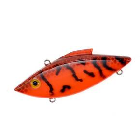 Rat-L-Trap Original (RT) Lipless Hard Crankbait Lure 1/2 oz - Orange Crawdad
