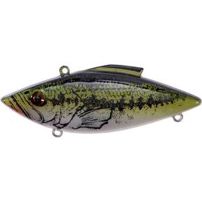 Rat-L-Trap Original (RT) Lipless Hard Crankbait Lure 1/2 oz - Yearling Bass