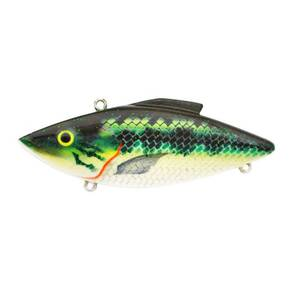 Rat-L-Trap Original (RT) Lipless Hard Crankbait Lure 1/2 oz - Baby Bass