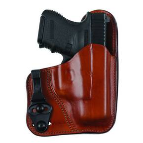 Bianchi Model 100T Professional Tuckable Inside Waistband Holster for Kahr P380 in Tan Right Hand