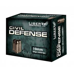 Liberty Civil Defense Ammunition