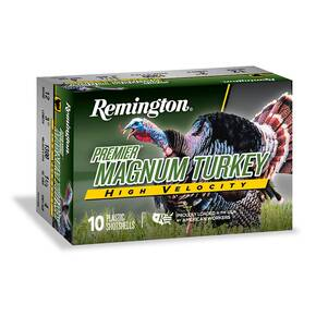 Remingotn Premier High-Velocity Magnum Turkey Loads 12ga 10/ct