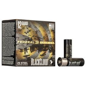 Federal Premium Black Cloud Shotshells