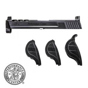 "Smith & Wesson M&P 9mm Performance Center Ported Slide Kit Mag 4.25"" Safety"