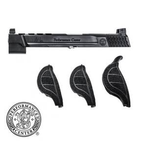 "Smith & Wesson M&P 40 Performance Center Ported Slide Kit Mag 5"" Safety"