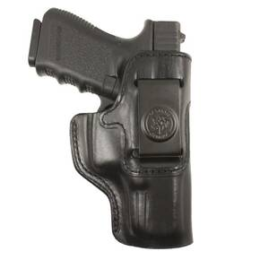 DeSantis Inside Heat IWB Holster Colt Officer Black, Right Hand