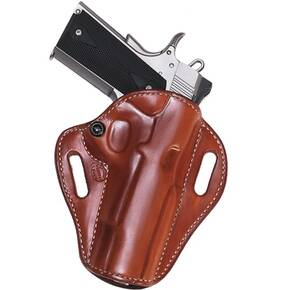 El Paso Saddlery Crosshair Leather Holster