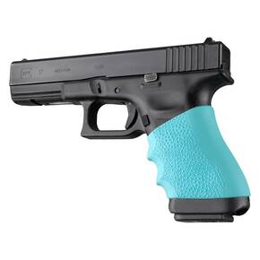 Hogue Handall Full Size Grip Sleeve Aqua