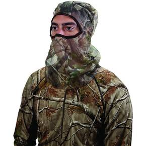 Allen Nylon Mesh Visa-Form Head Net - Full Head Net Realtree APG OSFM