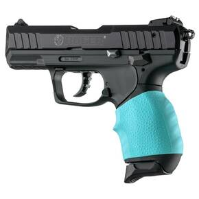Hogue Handall Jr. Small Size Grip Sleeve Aqua