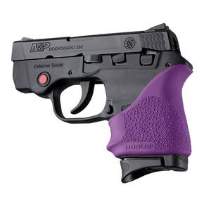 Hogue HandAll Beaver Grip Sleeve S&W Bodyguard 380/Taurus TCP & Spectrum Purple