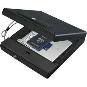 Stack-On Large Portable Case with Biometric Lock
