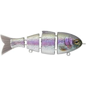 Catch Co MB Baby Bull Shad 3.75'' Rainbow Trout #6