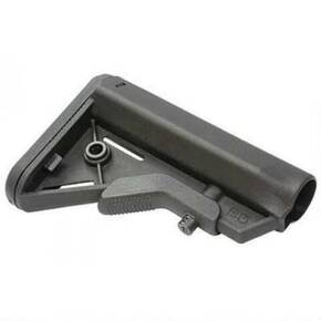 B5 Systems BRAVO Stock Mil Spec Quick Detach Mount Black BRV-1082