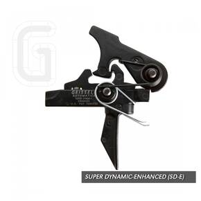 Geissele Automatics Trigger Super Dynamic Enhanced (SD-E) 05-167