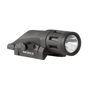 Inforce WML White Gen 2 LED Fits Picatinny 400 lumens Black