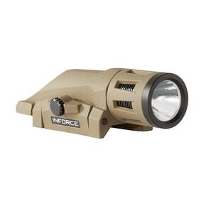 Inforce WML White Gen 2 LED Fits Picatinny 400 lumens FDE