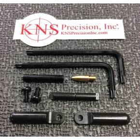KNS Precision  Inc. .154 Diameter Gen 2 Non-Rotating Trigger/Hammer Pins Dark Earth Finish