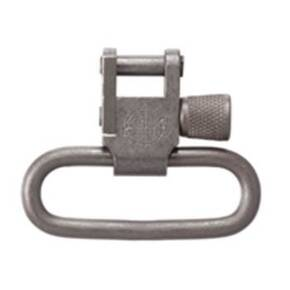 "KNS Precision 1.25"" QR Sling Swivels - 2/pak  Black"