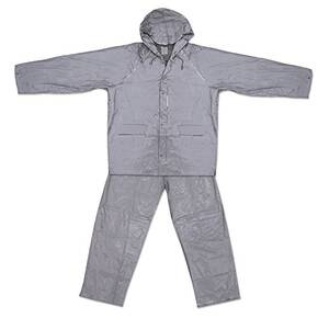UST All-Weather Rain Suit - Gray Adult