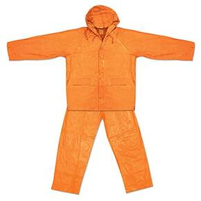UST All-Weather Rain Suit - Youth Small/Medium Orange