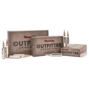 Hornady Outfitter Rifle Ammunition 20/ct