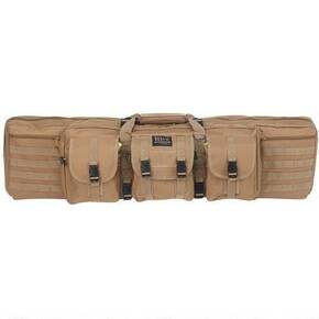 Bulldog 43 Inch Double Tactical Rifle - Tan