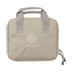 "Allen Company Ruger Single Handgun Case Tan 11"" 27958"
