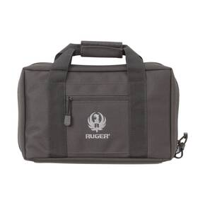 Allen Company Ruger Double Handgun Case Black 27959