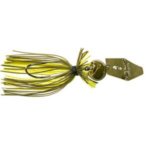 ChatterBait Freedom CFL 3/8oz Green Pumpkintreuse