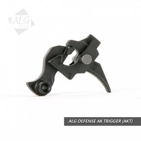 ALG Defense AK Trigger 6 lb Pull, Enhanced 05-327 (AKT)