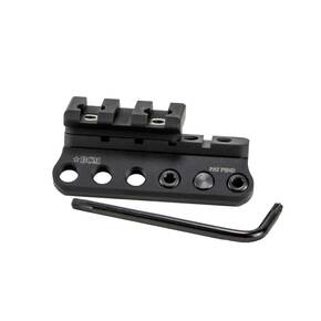 Bravo Company BCMGUNFIGHTER 1913 Light Mount Modular KeyMod Fits 1913 Rail Black Finish BCM-1913LM-KM