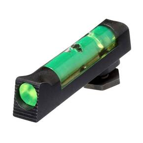 HiViz Overmold Design Tactical Front Sight for All Glocks - Green