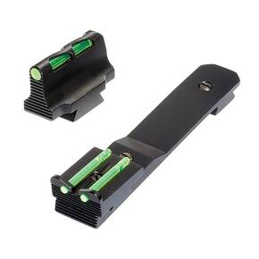 HiViz LiteWave Front & Rear Sight Set For Henry Big Boy Rifles