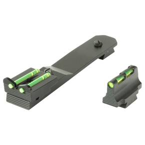 HiViz LiteWave Front & Rear Sight Set For Henry Rifles