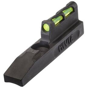 HiViz Front Sight for Ruger 22/45 LITE Pistols For Models w Adustable Rear Sight - Green/Red/White LitePipes