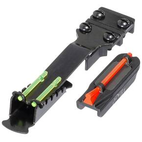"HiViz Remington Magnetic Turkey/Deer Sight Set For All Remington Shotguns w 9/32"" Wide Rib"
