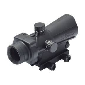 Lucid Optics Generation III HD7 Red Dot Sight - 2 MOA Picatinny Rail w/Reversible Pins Black