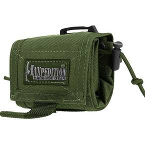Maxpedition Rollypoly MM Folding Dump Pouch - OD Green