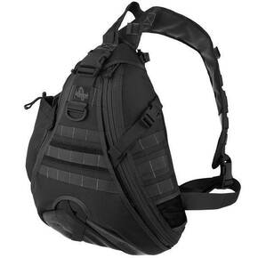 Maxpedition Monsoon Gearslinger Shoulder & Hip EDC Bag - Black