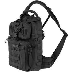Maxpedition Sitka Gearslinger EDC Backpack - Black