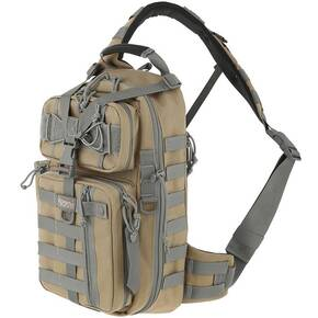 Maxpedition Sitka Gearslinger EDC Backpack - Foliage Green