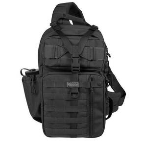 Maxpedition Kodiak Gearslinger Single Shoulder Backpack - Black